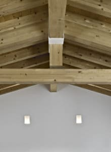 plafond zandstralen